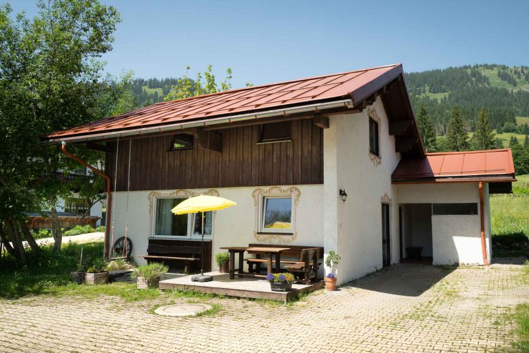 Ferienhaus Haus Bausch in Balderschwang